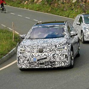 """Маскираниот VW ID.4 """"уловен"""" на тестирање"""