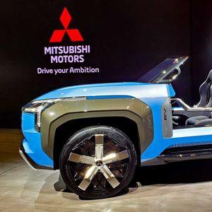Mitsubishi MI-Tech Concept и Super Height K-Wagon Concept