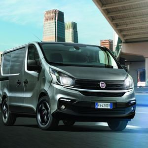 Подновен успешниот комерцијалист – Fiat Talento