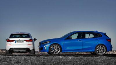 Пристигнува BMW Series 1 во потполно електрична изведба!