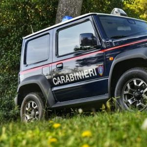 Италијанската полиција во флота добива и Suzuki Jimnу!