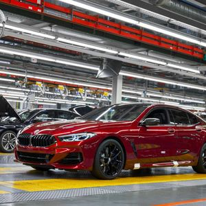 Стартува производството на BMW M8 Gran Coupe