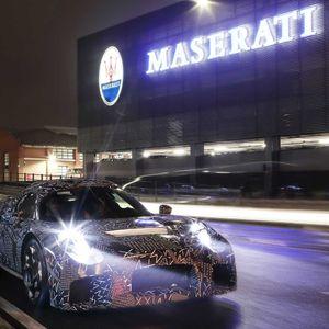 Maserati разцива мал спортист врз база на Alfa 4C