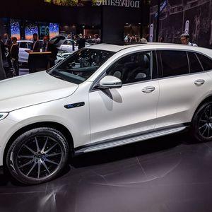 Електричниот Mercedes EQA доаѓа вгодина!