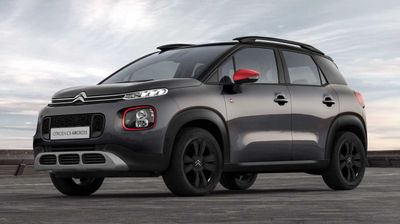 Пристига Citroen C3 Aircross C-Series edition!