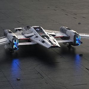 Porsche Design и  Lucasfilm Ltd покажаа ѕвезден брод за следниот Star Wars