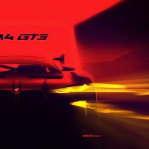 BMW M4 GT3 тркач од блиска иднина