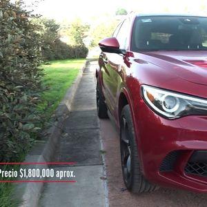 Alfa Romeo Stelvio QV спортски автомобил на годината!