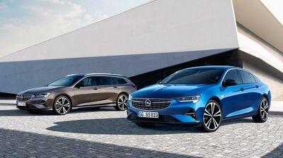 Во 2020 Opel Insignia добива освежување