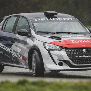 """Peugeot 208 Rally4 со 210 КЅ мало пакување за """"пеколно""""уживање!"""