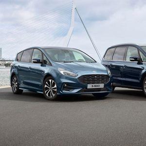 Најавени Ford S-Max и Ford Galaxy со хибриден погон