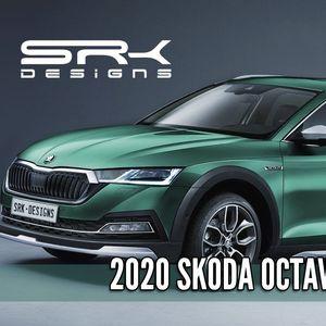 Наскоро и нова Škoda Octavia Scout