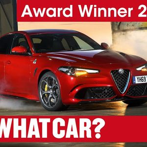 И натаму ниже признанија и награди -Alfa Romeo Giulia Quadrifoglio со тројна круна!