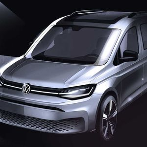 Наскоро нов VW Caddy- поубав но и поефикасен и попрактичен!