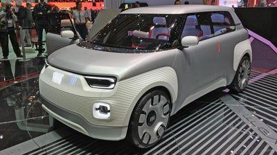 Fiat Centoventi ќе биде EV со најповолна цена за широките маси