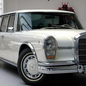 На аукција Mercedes-Benz Pullman за 2,5 милиони долари