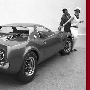 Проект што никогаш не се реализирал Mustang со централен мотор