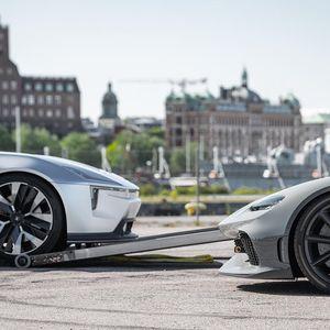 """Polestar и Koenigsegg ќе """"танцуваат"""" заедно!"""