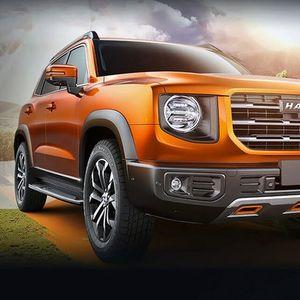Наскоро нов SUV -Great Wall Haval