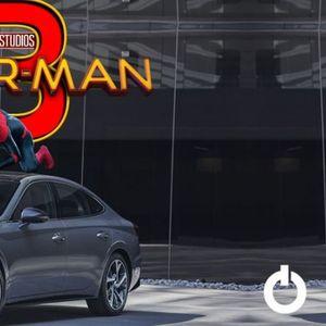 Spiderman ќе вози Hyundai Sonata