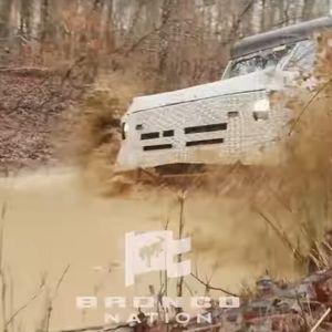 За Ford Bronco нема непристапен терен!