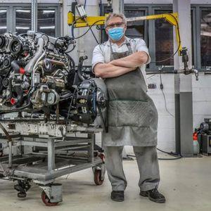 По повеќе од шест децнии Bentley го пензионира V8 L-Series моторот