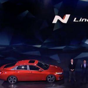 Hyundai го покажа ликот на Elantra N Line