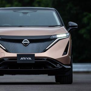 Nissan Ariya новиот потполно електричен coupe crossover со досег од 610км!