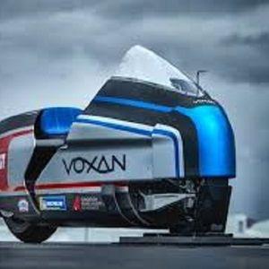 Мотоцикл без звук ќе јури повеќе од 330 км/ч