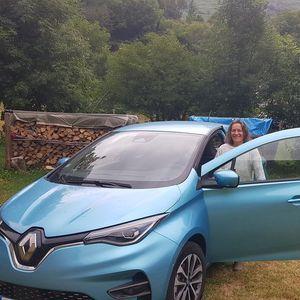 Едно цело село во Франција ќе вози Renault Zoe!