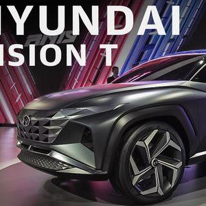 Vision T: нови детали за концептот од Јужна Кореја