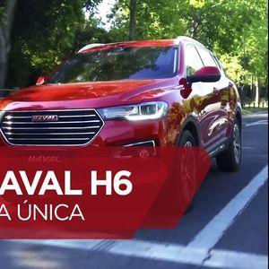 Најавен нов Haval H6