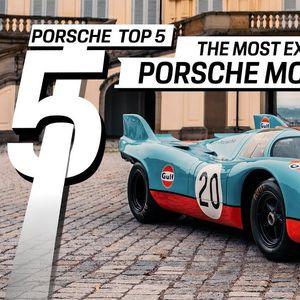 Топ 5 најскапи Porsche модели во историјата!
