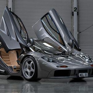 McLaren F1- денес вреди 16 милиони фунти