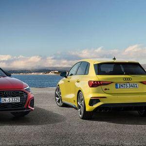 Audi официјално ги покажа новите S3 и како лимузина и како Hatchback