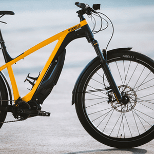 Ducati e-велосипед спас и лек против градскиот сообраќаен метеж