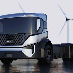 """Nikola е прв американски камион за смет со целосно електричен """"зелен"""" погон"""