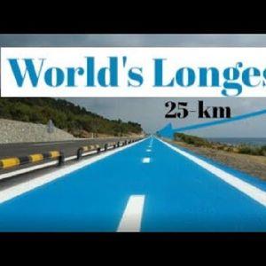 Турција и официјално има најдолга велосипедска патека на светот