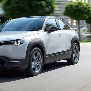 Mazda MX-30 e-Skyactiv G со mild-hybrid погон