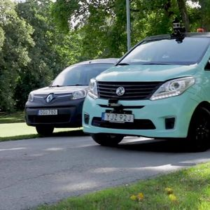 Ericsson и Telia претставија електричен автономен автобус