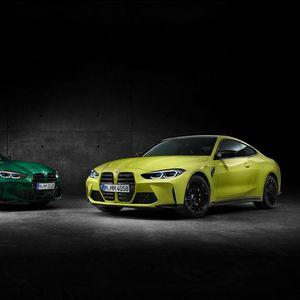 Први официјални слики на новите BMW M3 и BMW M4