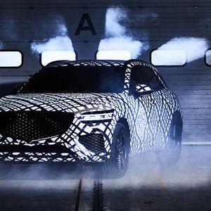 Производителот од Јужна Кореја покажа нови слики на премиум SUV