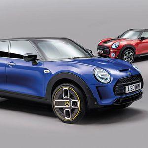 Mini со два нови crossover модели на струја