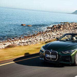 BMW Series 4 во мека кабриолет изведба