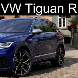 Volkswagen се пофали со спецификациите на Tiguan R