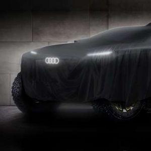 Audi се враќа на Dakar Rally со електрифициран SUV во 2022 година