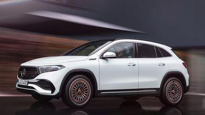 Официјално претставен електричниот Mercedes EQA