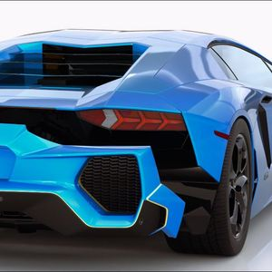 Huber ERA тјунинг пакет за Lamborghini Aventador