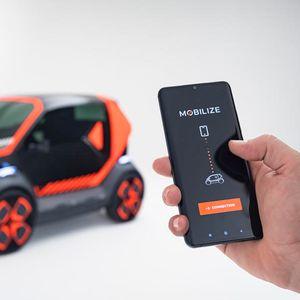 Mobilize, EV бизнис на споделување на електрични возила