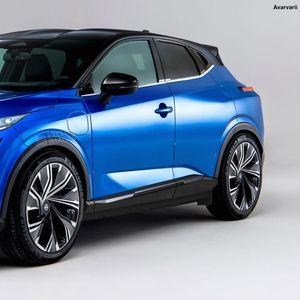 Nissan планира помал електричен SUV
